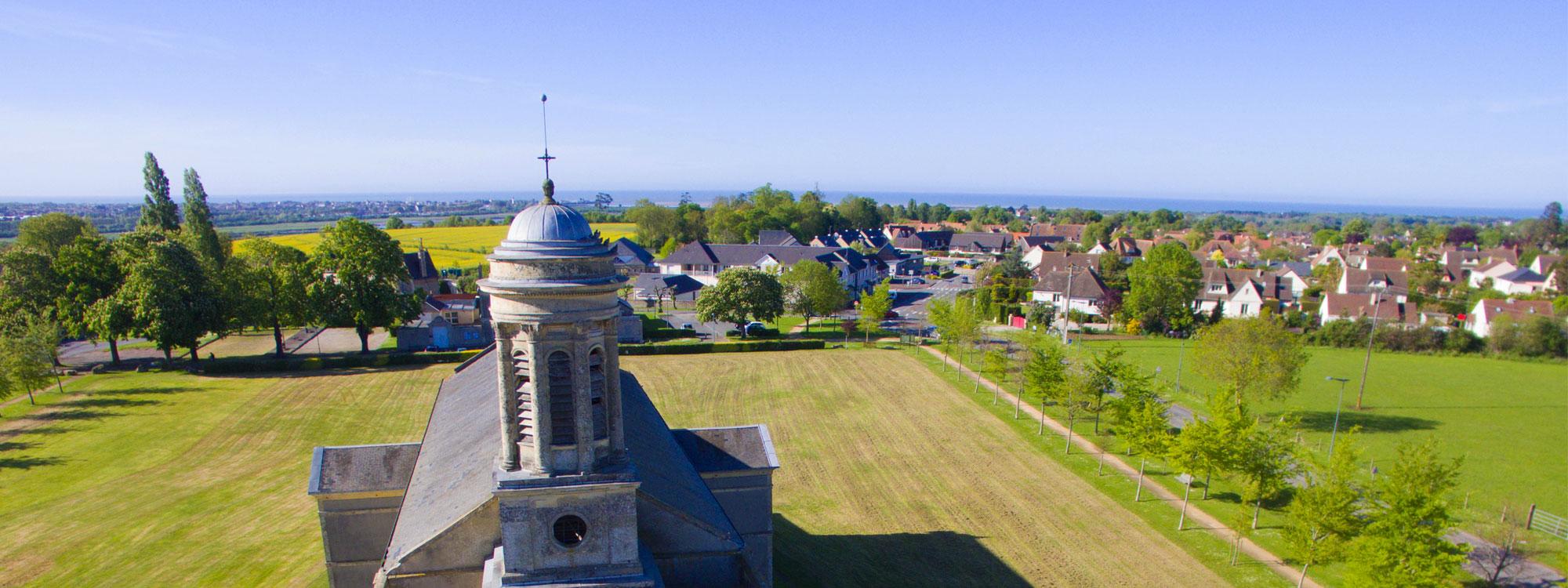 Eglise Amfreville